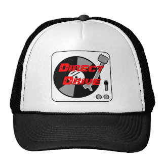 hat turntable, Direct Drive