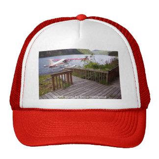 Hat / Uganik Lake Cabin Deck and Floatplane