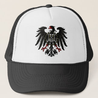 HAT w/ CORNISH CHOUGH SYMBOL ~ SPIRIT OF CORNWALL