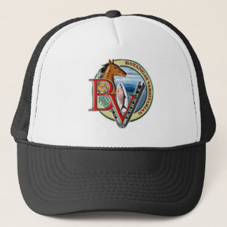 Hat with Batangas Varsitarian logo