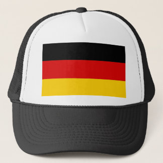 Hat with Flag of Germany