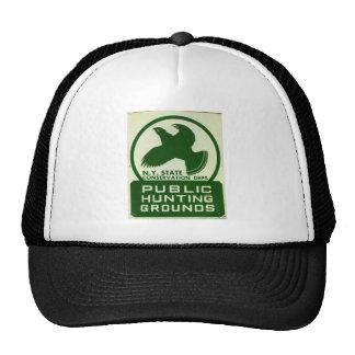 Hat with NY Hunting Symbol