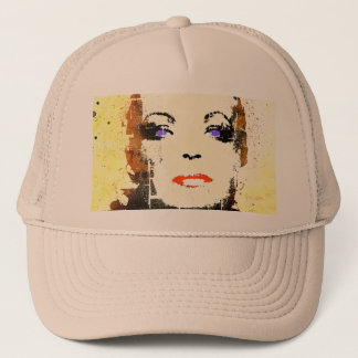 "HAT ""woman portrait"" 2"