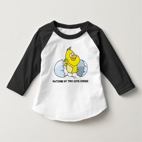 Hatched by two cute chicks T-Shirt