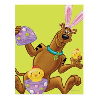 Hatched Easter Egg Postcard