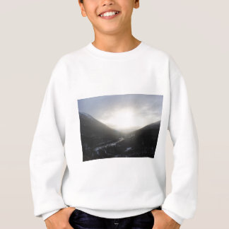Hatcher Pass view Alaska Sweatshirt