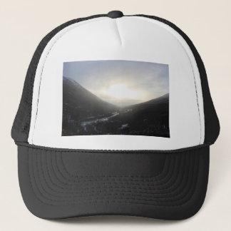 Hatcher Pass view Alaska Trucker Hat