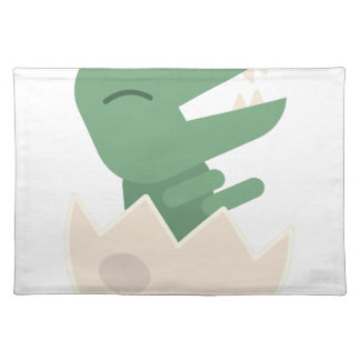 Hatching Dinosaur Place Mat