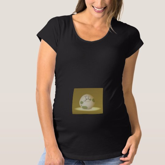 Hatching Egg Maternity Shirt