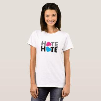 Hate Hate Ladies T-Shirt