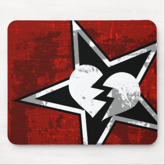 Hate Machine Gaming Mousepad (Red)