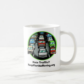 Hate Traffic? Coffee Mug