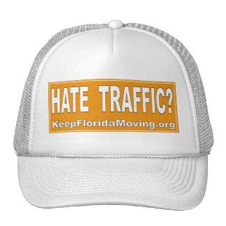 Hate Traffic hat