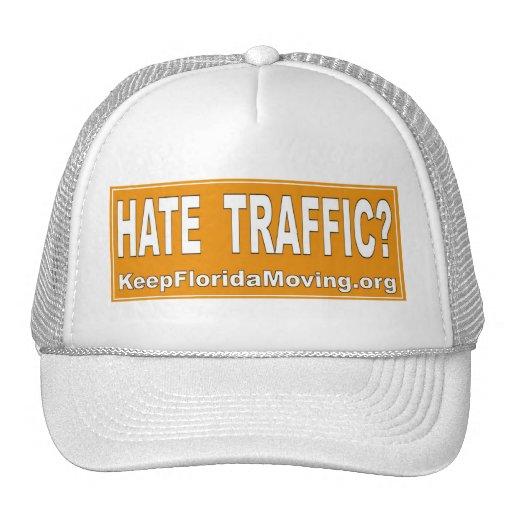Hate Traffic? hat