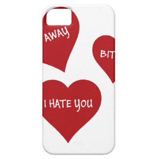 Hate Valentines Case For The iPhone 5