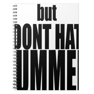 hater summer end vacation flirt romance couple bla notebooks