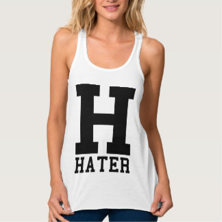 Hater Tank Top