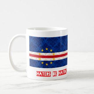Haters be hatin Cape Verde Mug