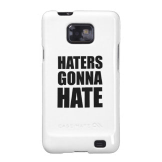 Haters Gonna Hate Samsung Galaxy S2 Cases