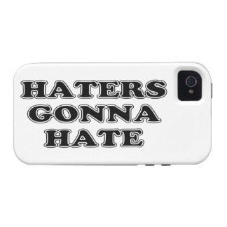 Haters Gonna Hate iPhone 4/4S Case