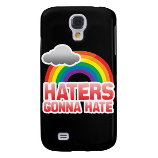 HATERS GONNA HATE GALAXY S4 COVERS