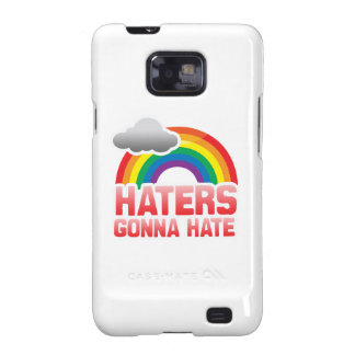 HATERS GONNA HATE SAMSUNG GALAXY S2 CASE