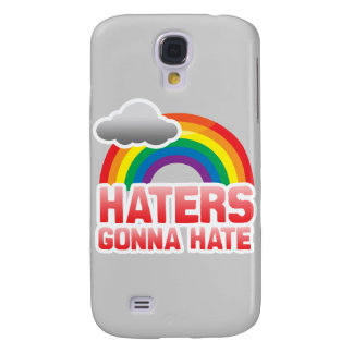 HATERS GONNA HATE SAMSUNG GALAXY S4 COVER