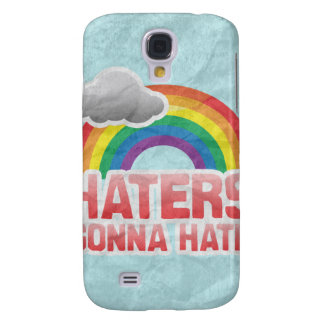 HATERS GONNA HATE - png Samsung Galaxy S4 Case