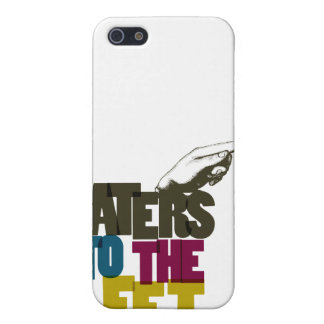 Haters to the Left Speck Case Covers For iPhone 5