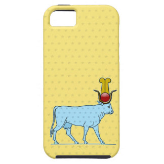 Hathor, Ancient Egyptian Goddess iPhone 5 Cases