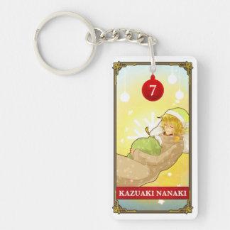 Hatoful Advent Kazuaki? - Shuu Keychain