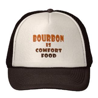 HATS - BOURBON is Comfort Food