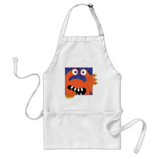 HATS, ETC, IMAGES ONLY APRON