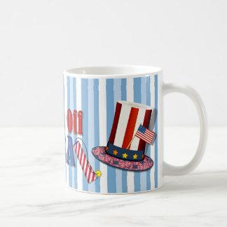 Hats Off USA Coffee Mug