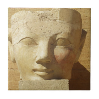 Hatshepsut Woman Egyptian pharaoh image Tile