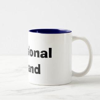 Hatstand professionnel mug bicolore