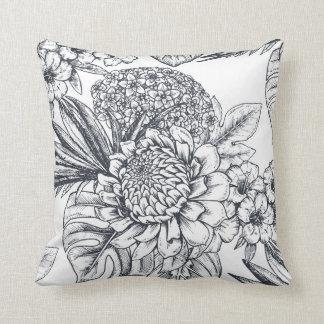 Hatt 631 Art Throw Pillow