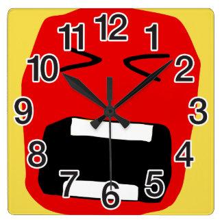 Hatt Square Wall Clock