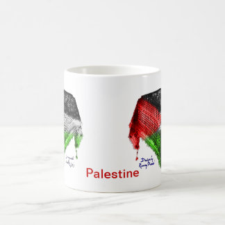 Hatta Flag MUG (Palestine), 11oz second version