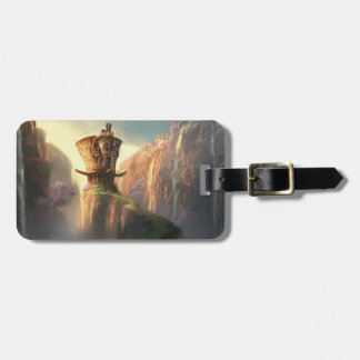 Hatter House Luggage Tag