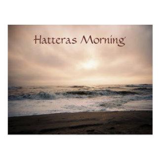 Hatteras Morning Postcard