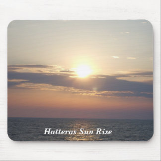 Hatteras Sun Rise Mouse Pad