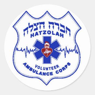 Hatzolah of Williamsburg Sticker