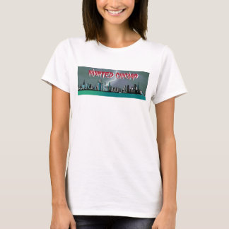 Haunted Chicago women's T-shirt