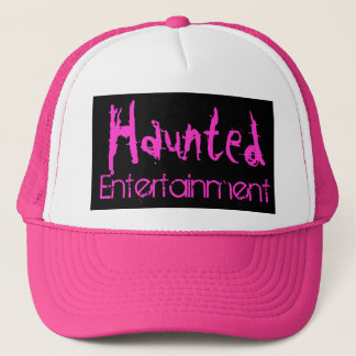 Haunted Entertainment hat