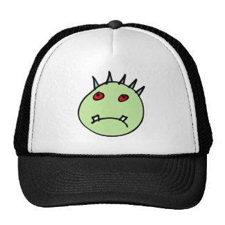 haunted head mesh hats