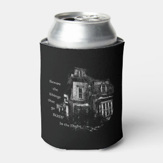 Haunted House Can Cooler