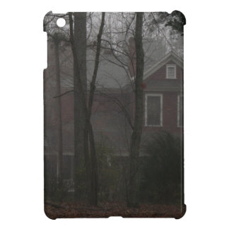 haunted house iPad mini cases