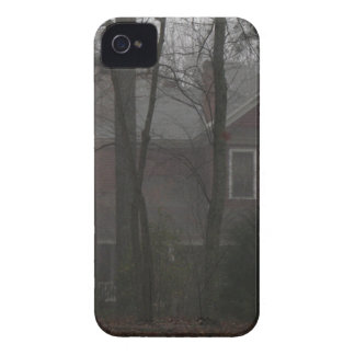 haunted house iPhone 4 Case-Mate cases