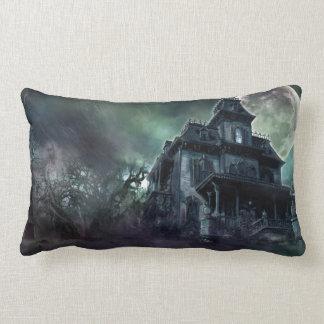 Haunted House Lumbar Pillow